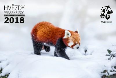 Nástěnný kalendář 2018