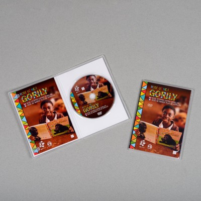 "DVD ""Rose už nejí gorily"""