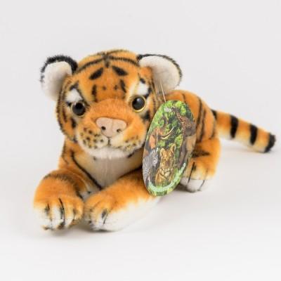 Tygřík ležící-hnědý