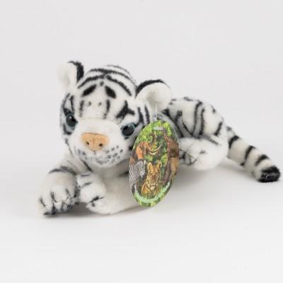 Tygřík ležící-bílý