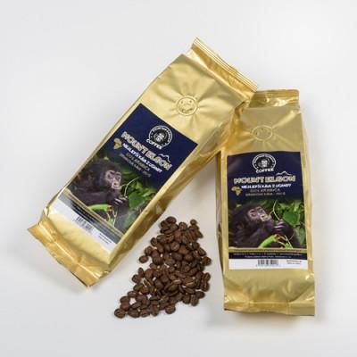 Zrnková káva Mount Elgon – 100% Arabica 250 g