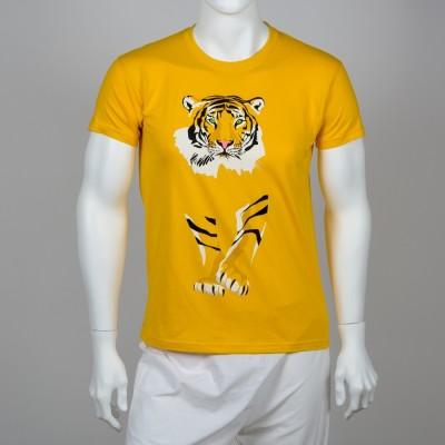 Pánské tričko s motivem tygra
