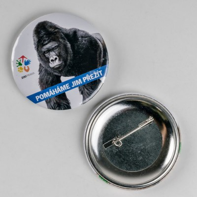 Buton - gorila nížinná Richard