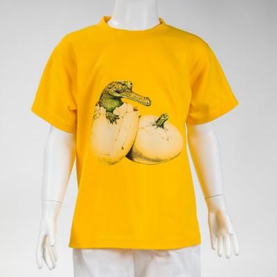 Dětské tričko – motiv Gaviál