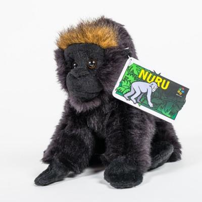 Gorila nížinná ze Zoo Praha - Nuru