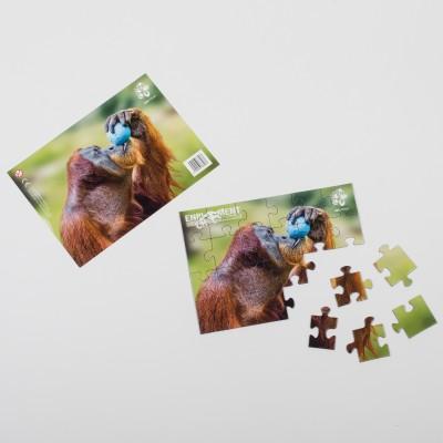 Puzzle Orangutan