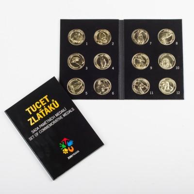 Sada pamětních medailí