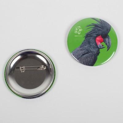 Buton – kakadu palmový