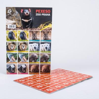 Pexeso Zoo Praha