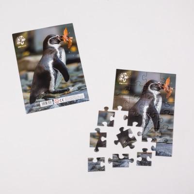 Puzzle tučňák