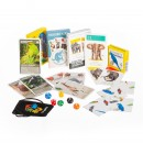 Součástí jsou také 3 karetní hry, ETERNITY a hrací kostky