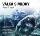 Audiokniha Válka s mloky