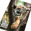 Nástěnný kalendář  Mláďata v Zoo Praha 2019