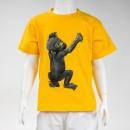 Dětské tričko s gorilou nížinnou