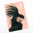 Magnetka s motivem papouška kakadu