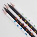 Grafitová tužka se stopami