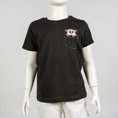 Dětské tričko s motivem komby ušaté