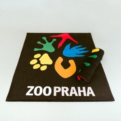 Osuška s logem Zoo Praha
