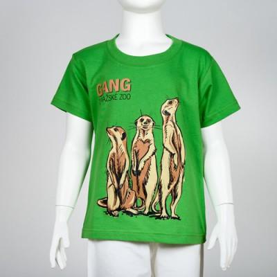 """Dětské tričko """"Gang z pražské Zoo"""""""