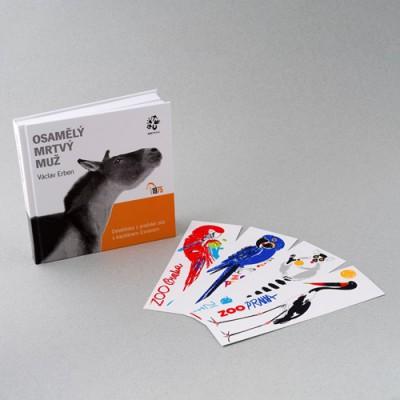 Zvýhodněný balíček – kniha + sada záložek
