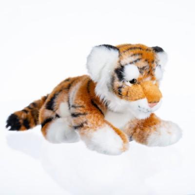 Tygr ležící