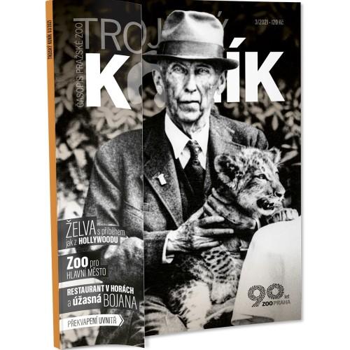 Trojský koník – 90 let Zoo Praha