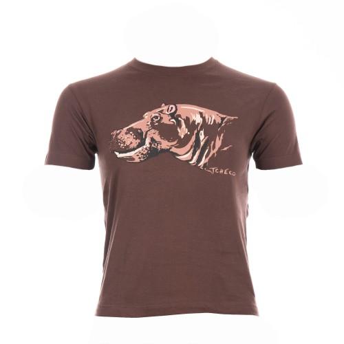 Dětské tričko s motivem hrocha