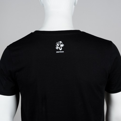 Pánské tričko BIO bavlna – motiv Gorila