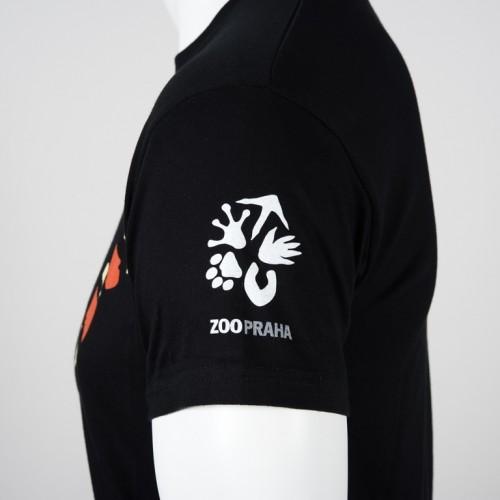 Pánské tričko s korálovkou