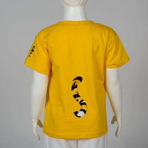 Dětské tričko s motivem tygra