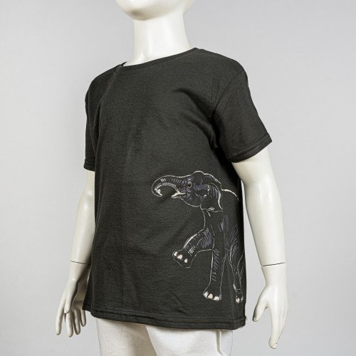 Dětské tričko s motivem slůněte