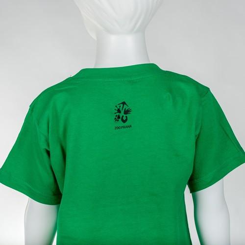 Tričko dětské s motivem mláděte lva indického