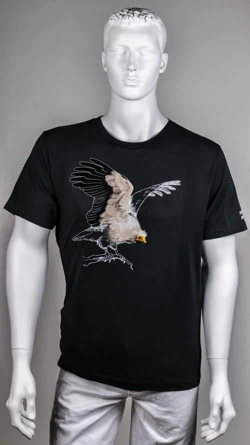 Pánské tričko s motivem supa mrchožravého