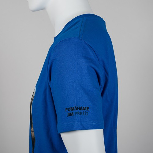 Pánské tričko s motivem gorilího samce Richarda