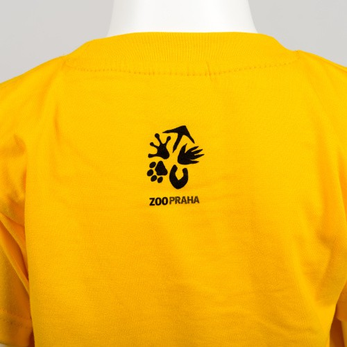 Dětské tričko s motivem Žirafy Rothschildovy