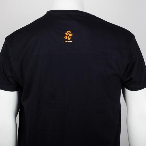 Bavlněné pánské tričko s australskými motivy