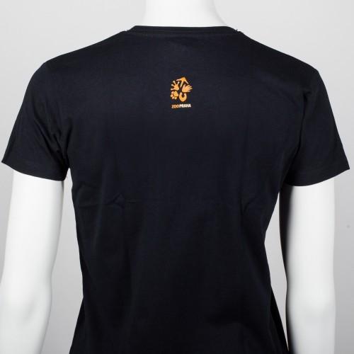Bavlněné dámské tričko s australskými motivy