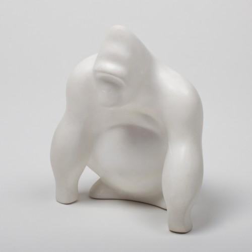 Gorilí soška