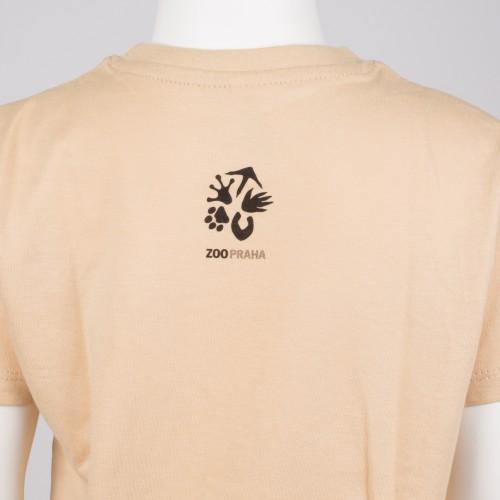 Dětské tričko s motivem mláděte orangutana sumaterského