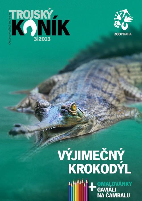 Trojský koník - Výjimečný krokodýl