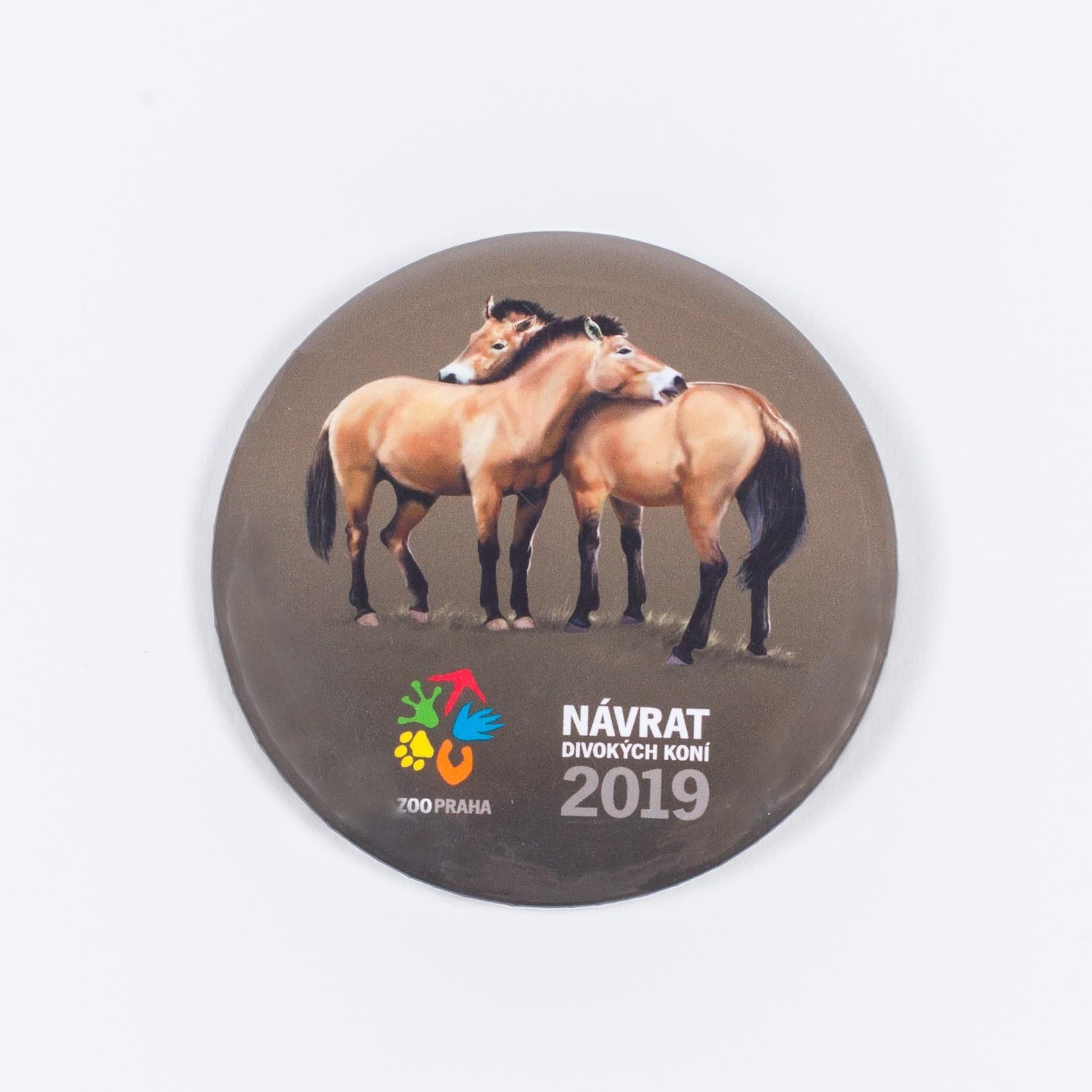 Buton - Návrat divokých koní Převalského 2019