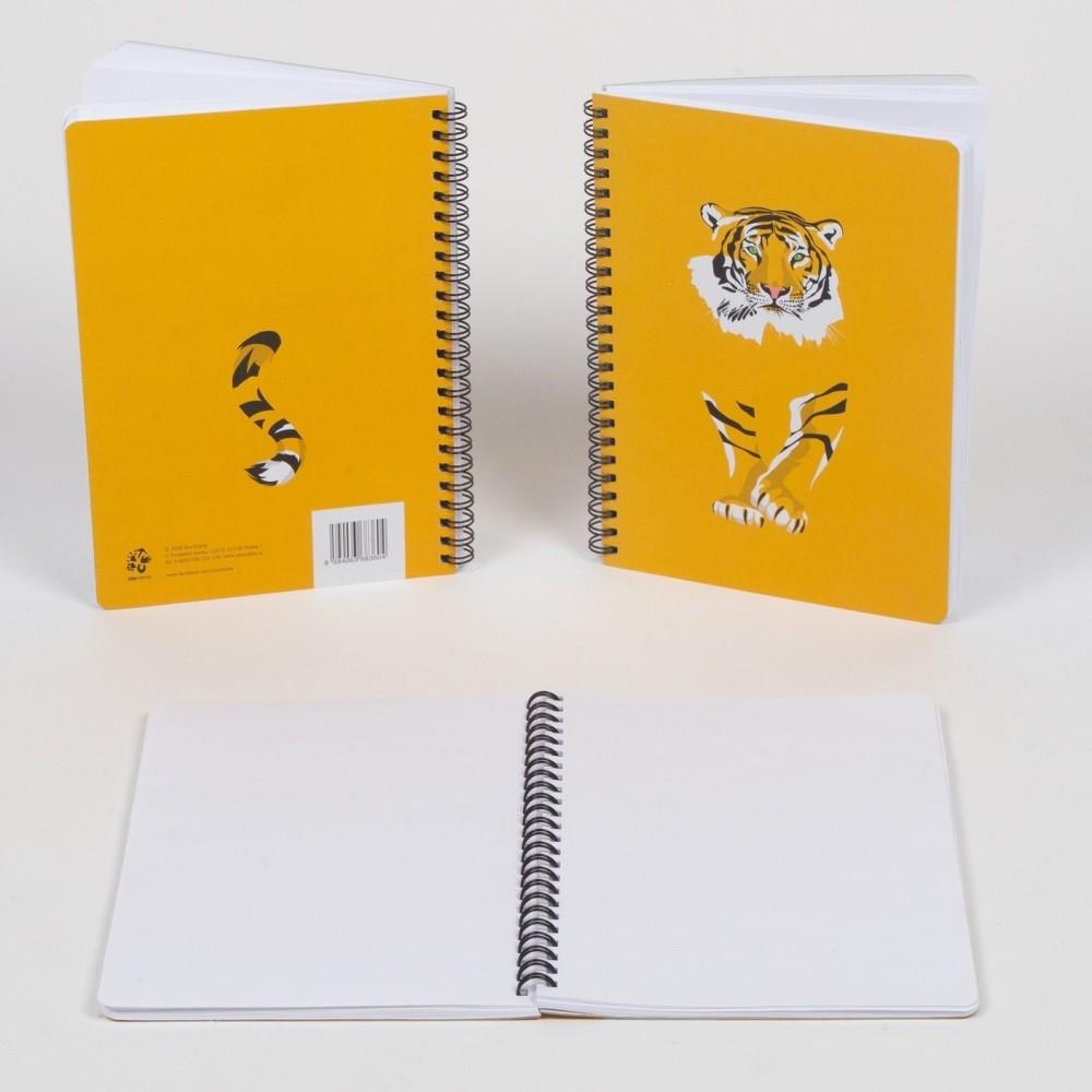 Kroužkový blok - Tygr