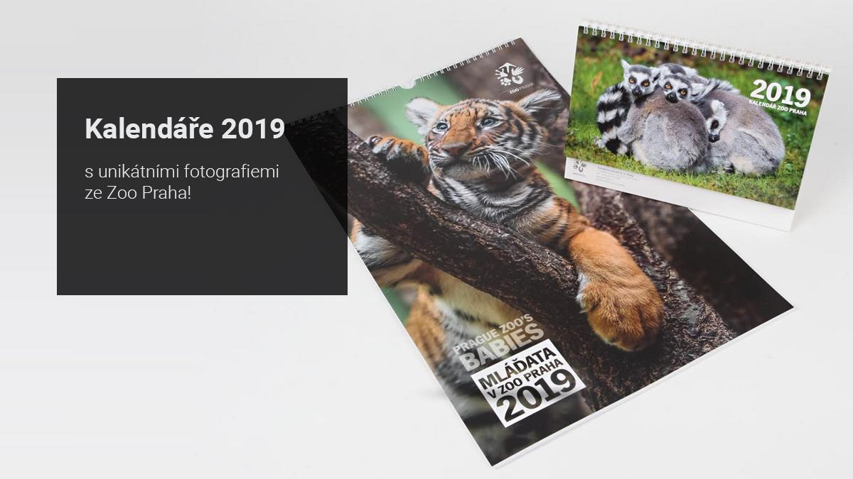 Kalendáře 2019