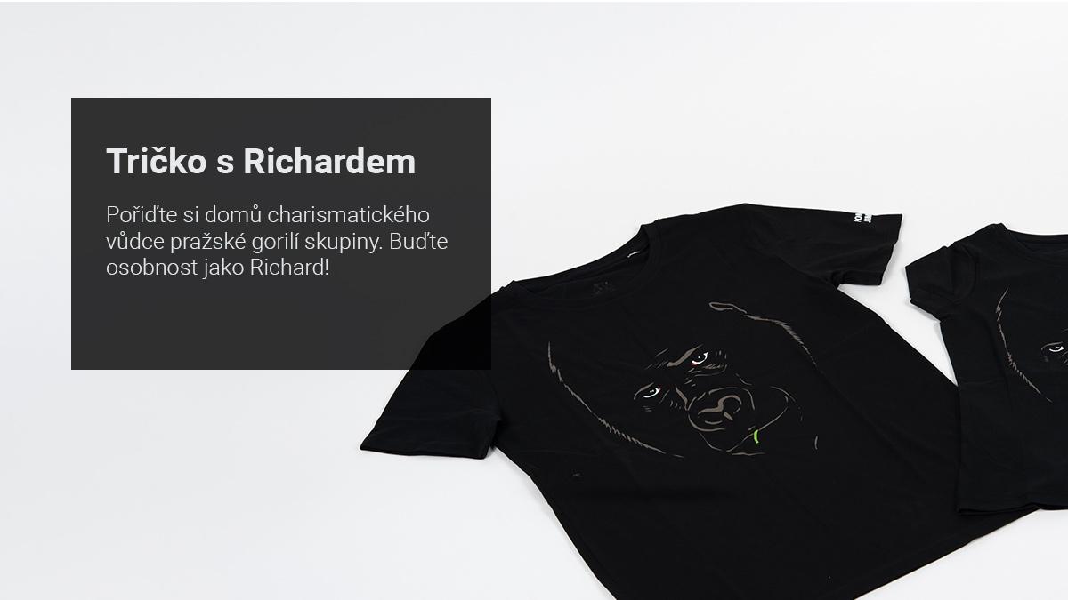Tričko s Richard